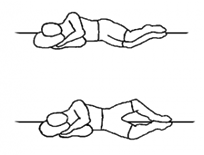 Clam Exercise for Runners