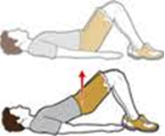 Glute exercise for runners