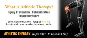 Athletic Therapy Month